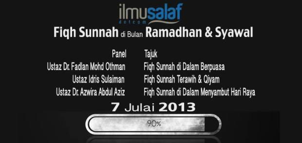daurah julai ramadhan syawal